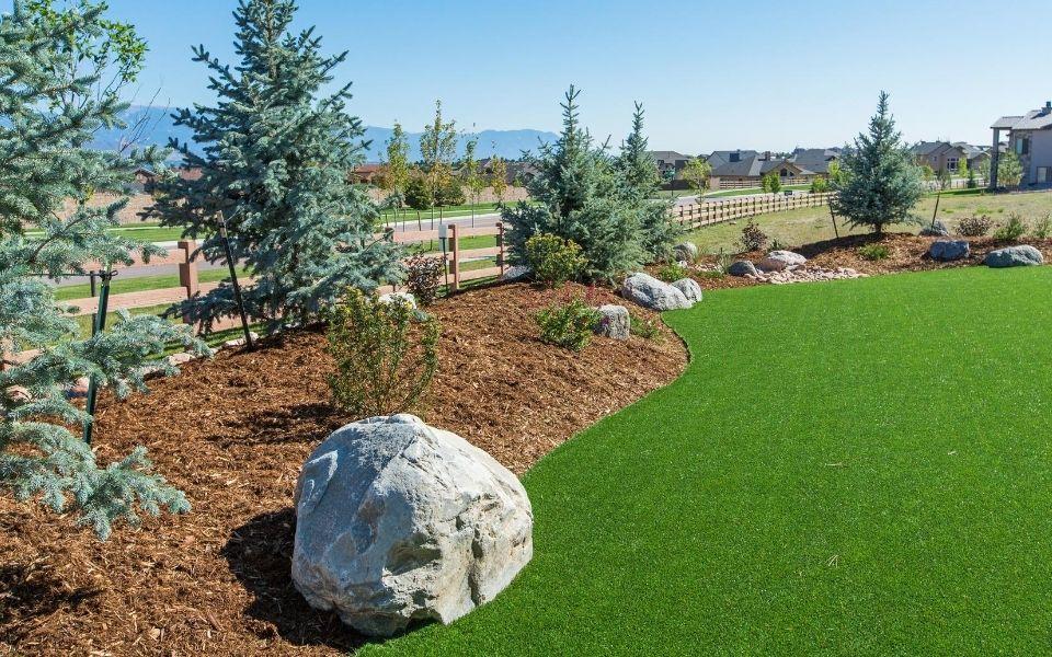 Artificial Turf Landscape