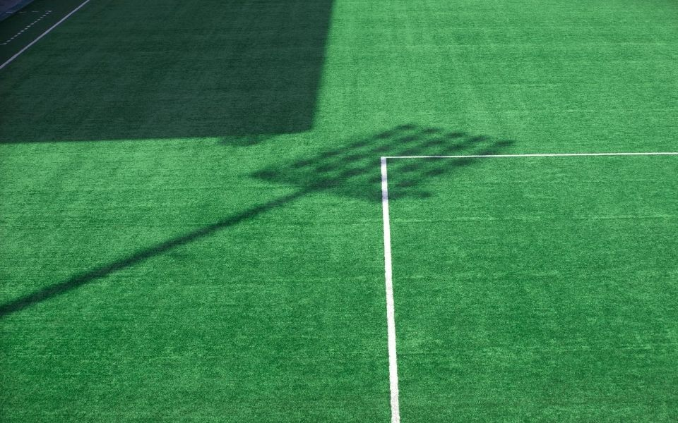 Astro Turf Athletic Field