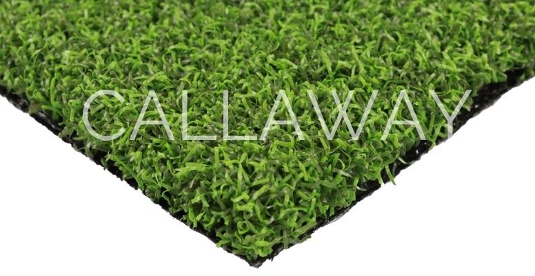 A closeup of CallawayLawn Pro Putt 44 CLPP4