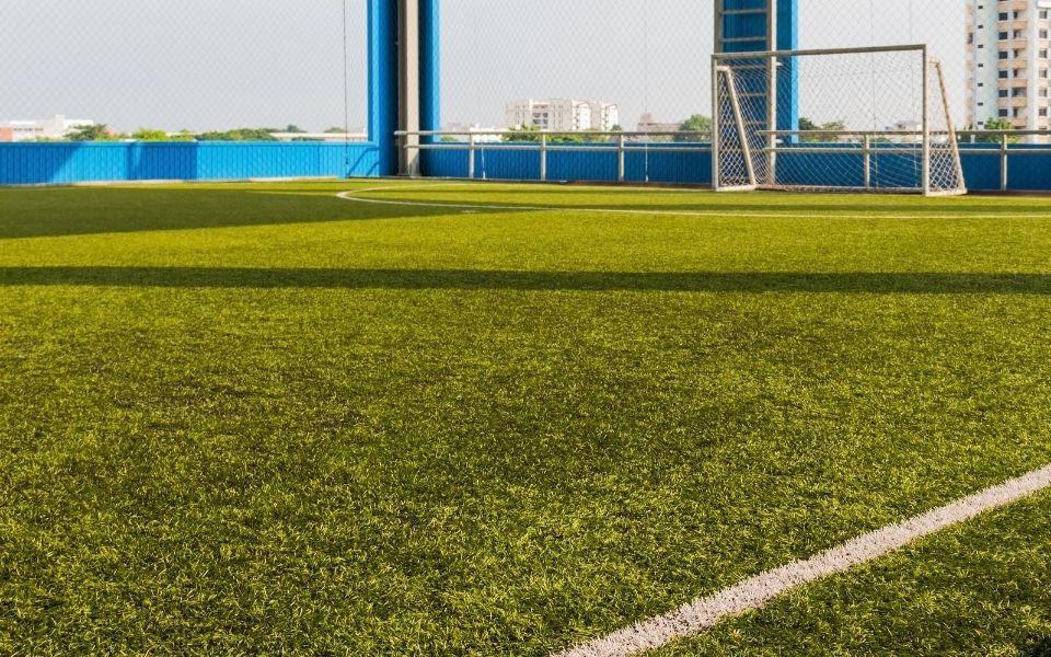 Indoor Athletic Field